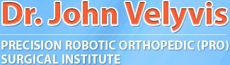 Dr. John Velyvis - Precision Robotic Orthopedic(PRO) Surgical Institute